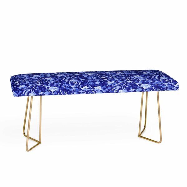 Jacqueline Upholstered Bench by East Urban Home
