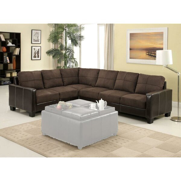 Koester Left Hand Facing Sectional by Red Barrel Studio
