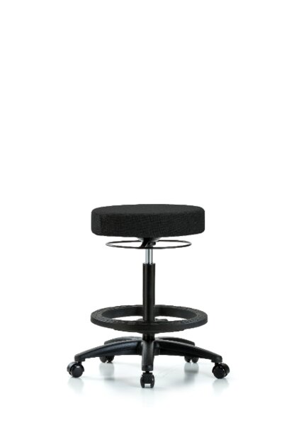 Rosalie Height Adjustable Lab Stool by Symple Stuff