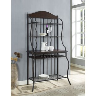 Shop For Mccarthy Wrought Iron Baker's Rack Best price
