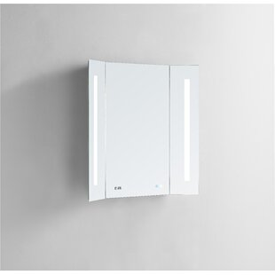 Affordable Hartsock Breeze LED Lighted Bathroom Mirror BySymple Stuff