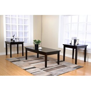 Savings Dupuis 3 Piece Coffee Table Set ByWinston Porter