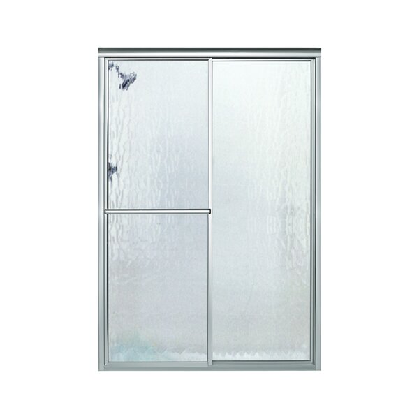 Deluxe 58 38 X 70 Bypass Shower Door By Sterling By Kohler.