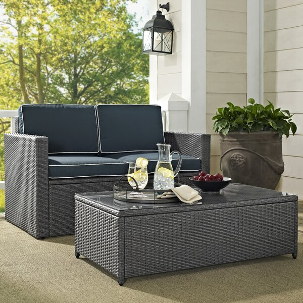 Mendelson 2 Piece Sofa Seating Group with Cushions by Brayden Studio