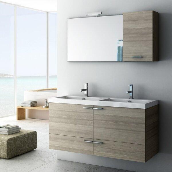 New Space 47 Bathroom Vanity Set by ACF Bathroom Vanities