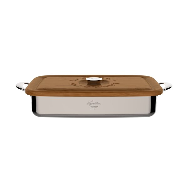 Lasagna Pan with Lid by Lagostina