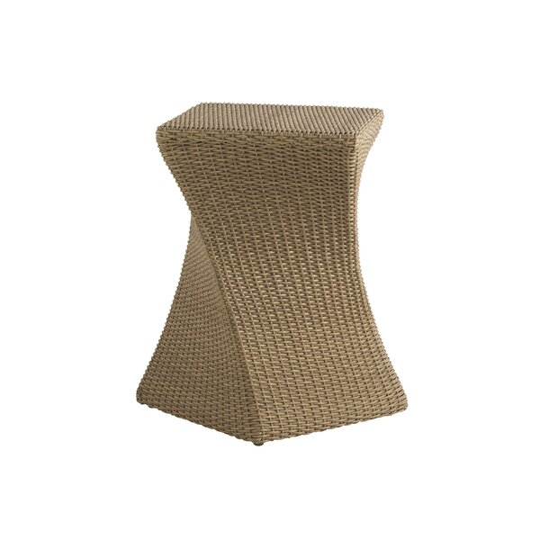 Aviano Wicker/Rattan Side Table by Tommy Bahama Outdoor