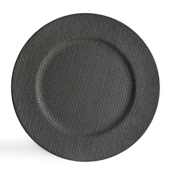 13 Melamine Charger (Set of 4) by ChargeIt! by Jay