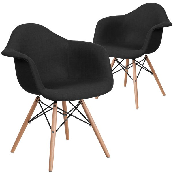 Restivo Solid Side Chair (Set of 2) by Wrought Studio
