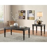 Gaye 2 Piece Coffee Table Set by Canora Grey