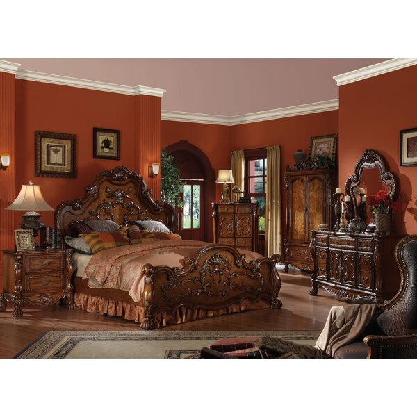Dileo Platform Configurable Bedroom Set by Astoria Grand
