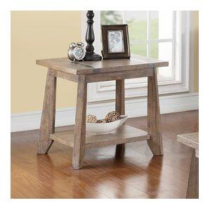 Crane End Table by Loon Peak