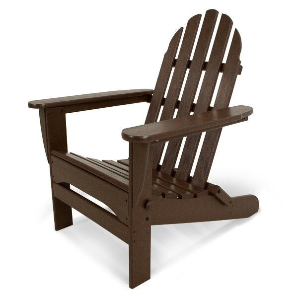 Classics Folding Adirondack Chair by Ivy Terrace Ivy Terrace
