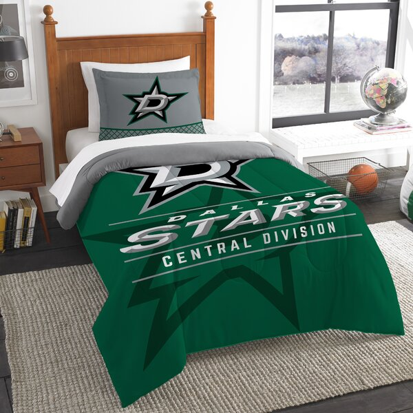 NHL Draft 2 Piece Twin Comforter Set by Northwest