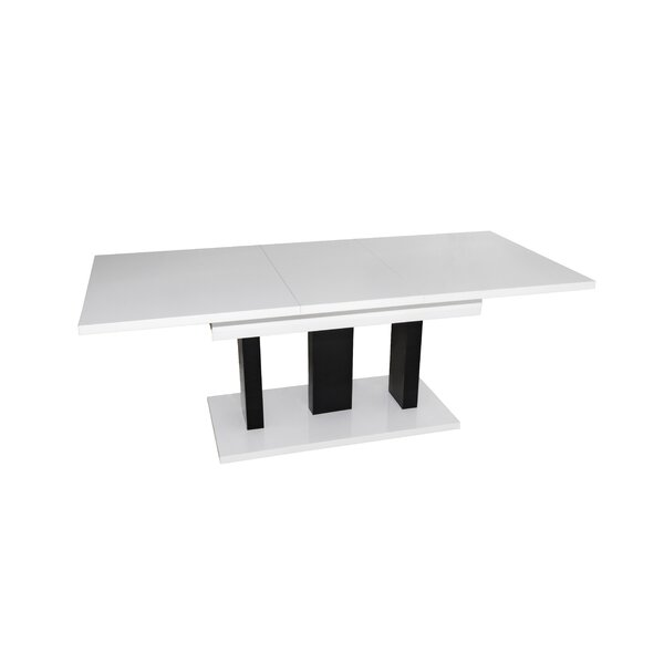 Dillon Gloss Coffee Table by Orren Ellis