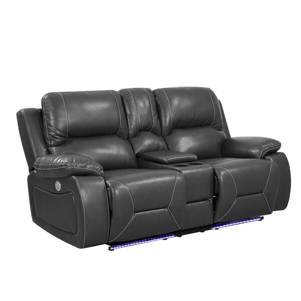 Review Parkhur Reclining Loveseat