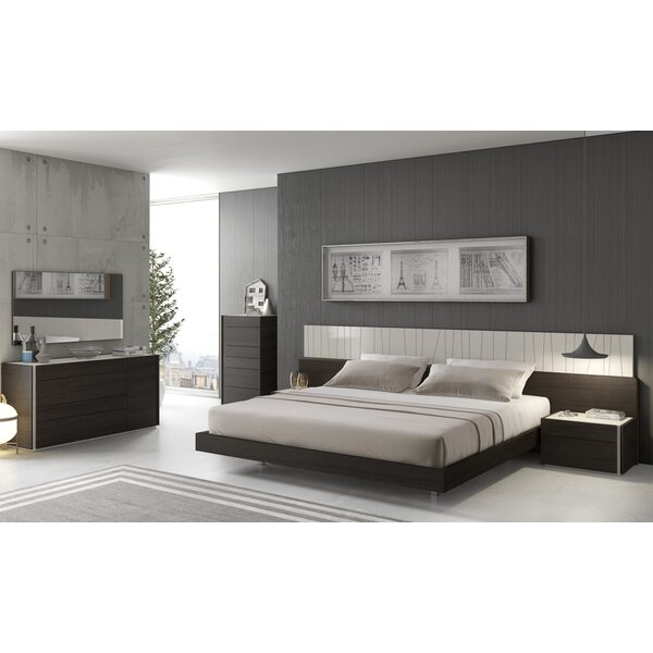 Cullerton Platform Configurable Bedroom Set by Brayden Studio