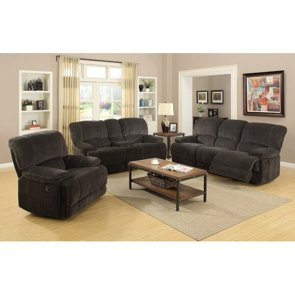 Kennison Glider Recliner by Flair