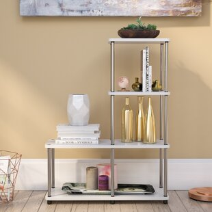 Georgette Step Bookcase
