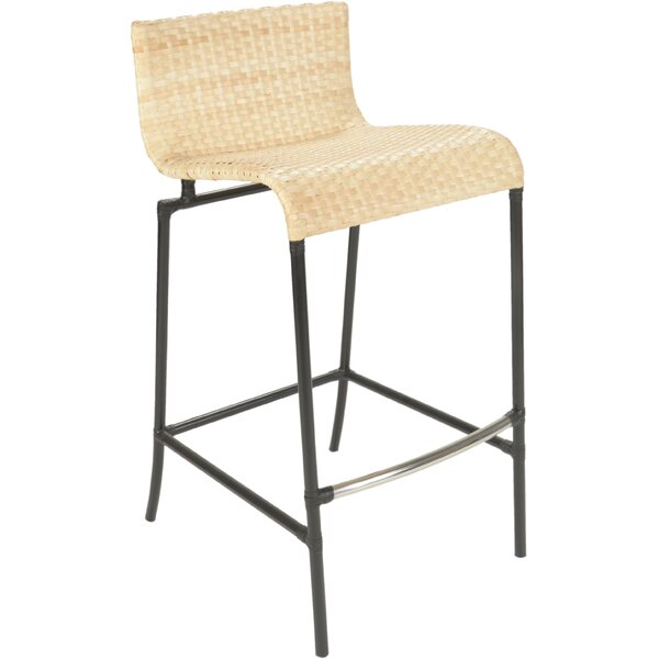 Mcallister Bar Stool by Rosecliff Heights