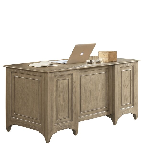 Kamden Executive Desk by Darby Home Co