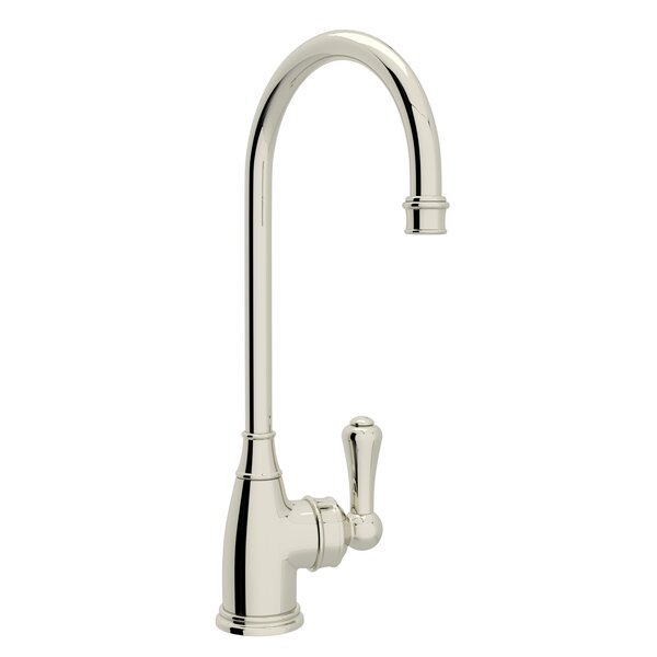 Georgian Era Single Handle Kitchen Faucet By Perrin & Rowe