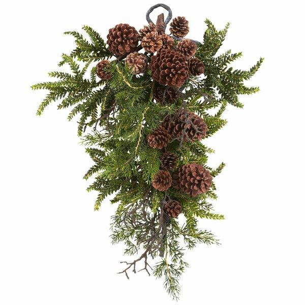 26 Faux Pine Swag by Loon Peak