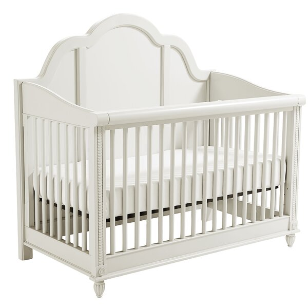 Cambria 4-in-1 Convertible Crib by Wendy Bellissimo by LC Kids