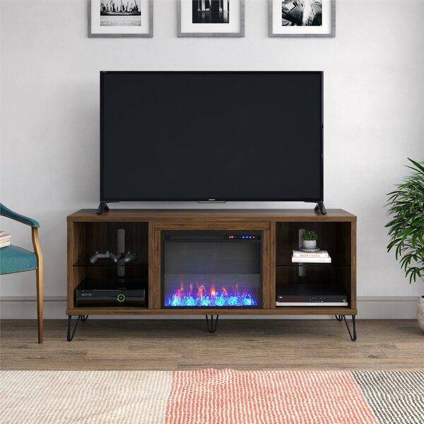 Novogratz TV Stand Fireplaces