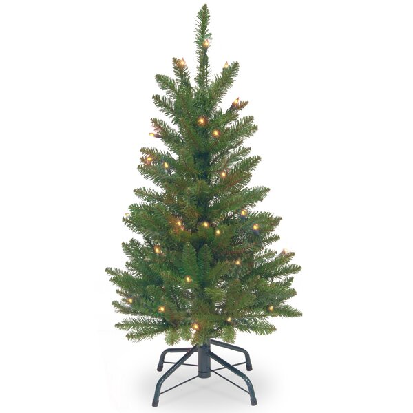 3 Green Fir Artificial Christmas Tree by Charlton Home