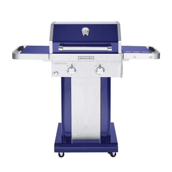 2-Burner Convertible Gas Grill 720-0891 by Kitchen