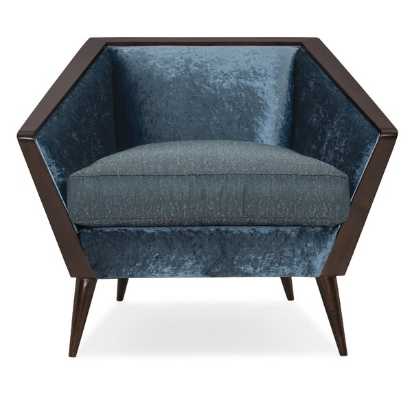 The Crane Armchair by Caracole Classic