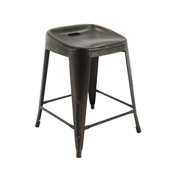 Sirena Bar Stool (Set of 4) by 17 Stories