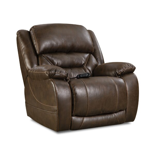 Airlie Triple Power Recliner By Red Barrel Studio