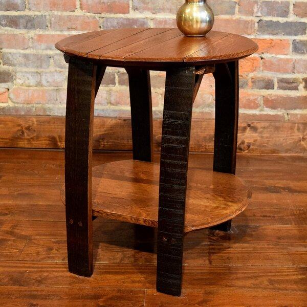 Elihu End Table With Storage By Fleur De Lis Living