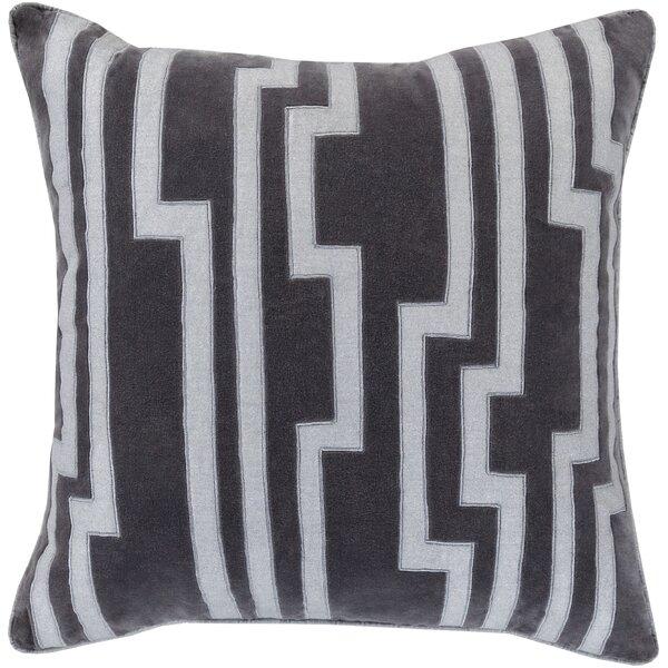 Bornstein Throw Pillow by Everly Quinn