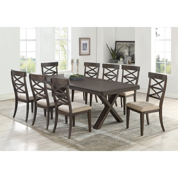 Cho 9 Piece Dining Set by Gracie Oaks