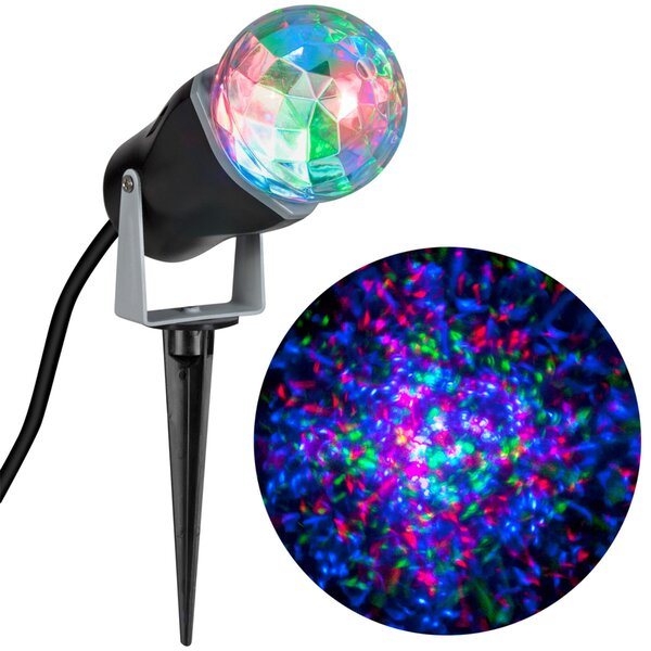 Light Show Projection Kaleidoscope Lighted Display by The Holiday Aisle