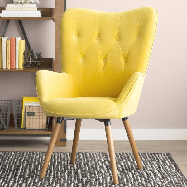 @ Wysocki Tufted Button Back Armchair by Trent Austin Design| #$199.95!