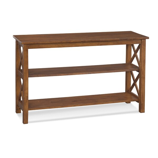 Review Compass Console Table