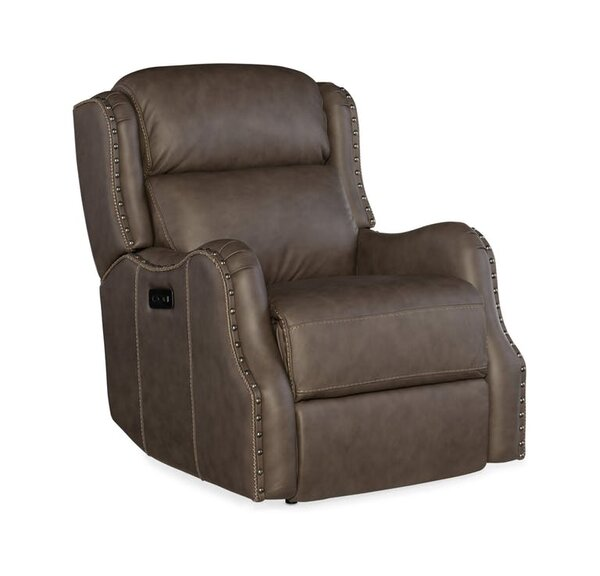 Sawyer Power Recliner by Hooker Furniture Hooker Furniture