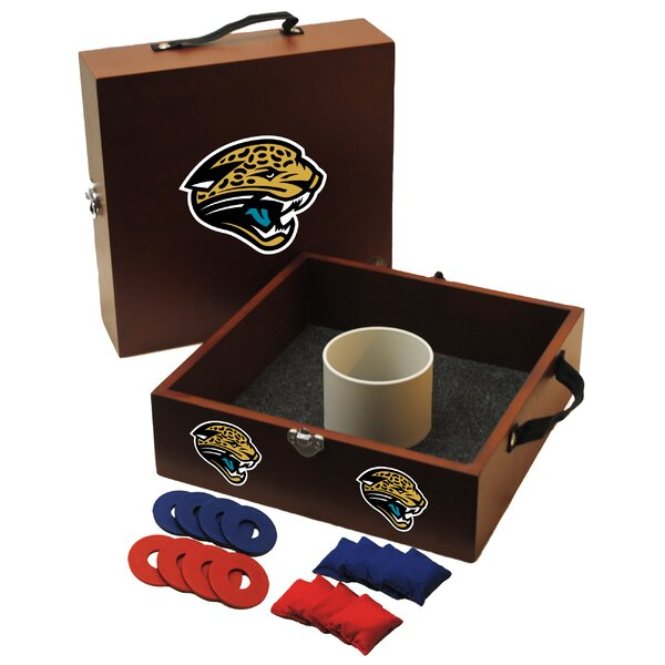 NFL Washer and Ring Toss by Tailgate Toss