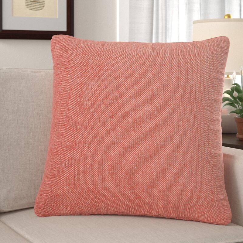 Blu Dot Signal Square Throw Pillow