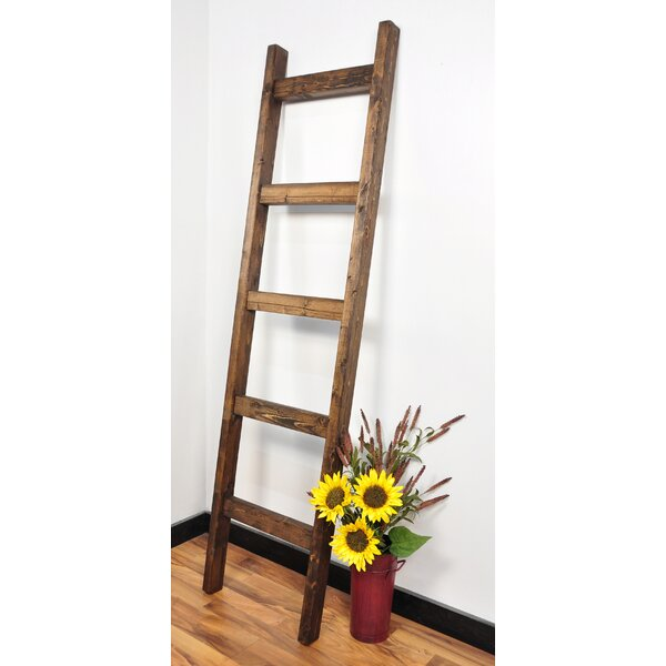 6 ft Decorative Ladder by Brandt Works LLC