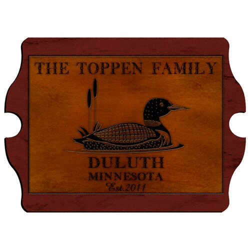 Personalized Gift Cabin Series Graphic art by JDS Personalized Gifts