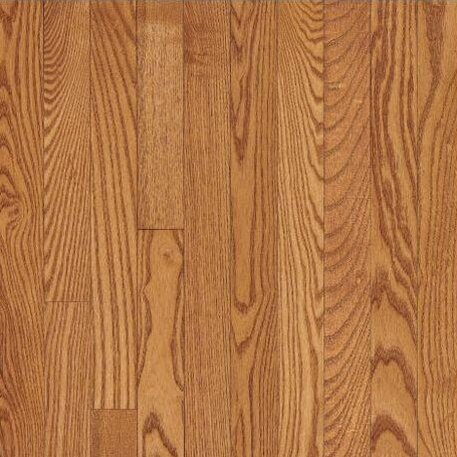 4 Solid Red Oak Hardwood Flooring in Butterscotch by Bruce Flooring