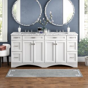 Quickview Willa Arlo Interiors Madi 72 Double Vanity Set 71