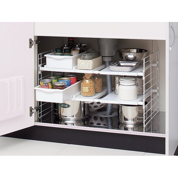 Under-Sink Multi-Drawer Organizer by IRIS USA, Inc
