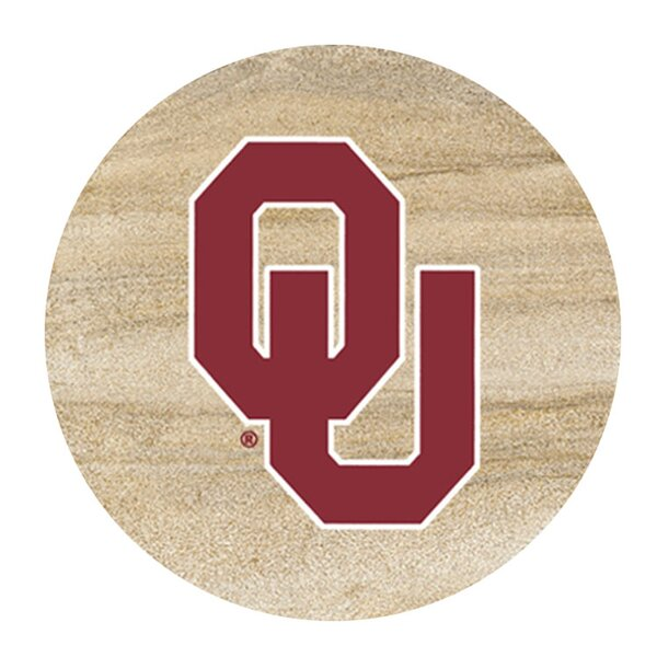 University of Oklahoma Collegiate Coaster (Set of 4) by Thirstystone