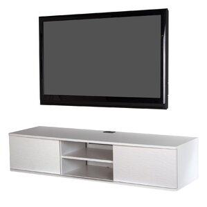 Modern & Contemporary Floating Media Cabinet   AllModern
